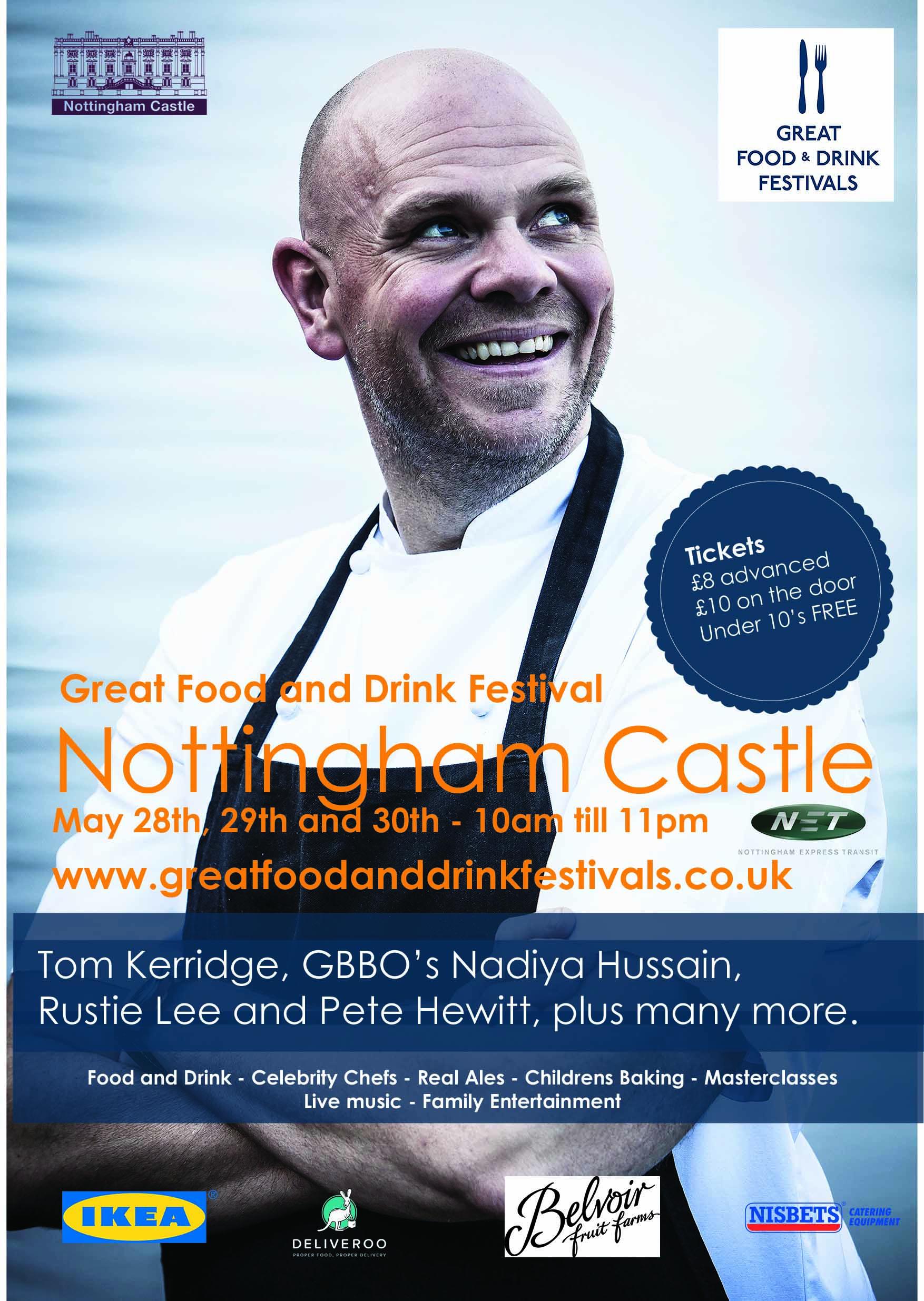 Nottingham Food And Drink Festival Castle