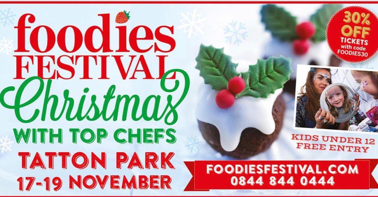 Tatton Park Food Festival November